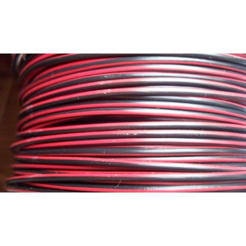 10cm kabel schwarz rot. Black Bedroom Furniture Sets. Home Design Ideas