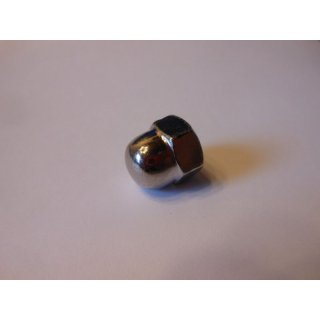 Cap Nut Stainless Steel M10x1.25